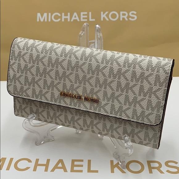 Michael Kors Michael Kors Jet Set Travel Trifold